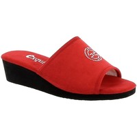 Chaussures Femme Chaussons Exquise Ynes Rouge