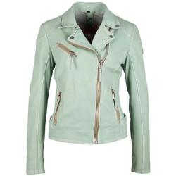 Vêtements Femme Vestes en cuir / synthétiques Gipsy PGG S20 LABAGV PALE MINT Vert