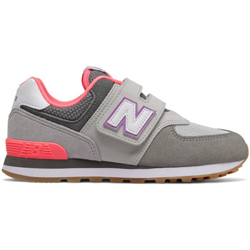 Chaussures Enfant Baskets basses New Balance Yv574 m Gris