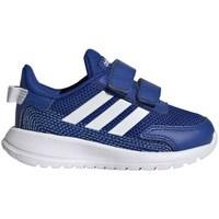 Chaussures Garçon Running / trail adidas Originals Tensaur Run I Bleu