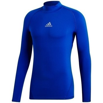 Vêtements Homme Sweats adidas Originals Alphaskin Climawarm Bleu