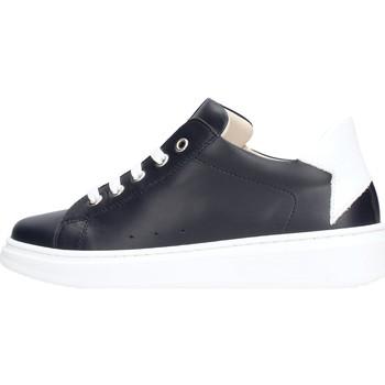 Chaussures Garçon Baskets basses Sho.e.b. 76 - Sneaker blu/bianco 1704-R16 BLU