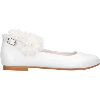 Chaussures Fille Baskets mode Oca Loca - Ballerina bianco 7818-00 BIANCO