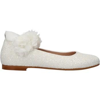 Chaussures Fille Baskets mode Oca Loca - Ballerina bianco 7817-11 BIANCO