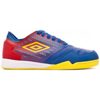 Chaussures Football Umbro Chaleira II Pro Niño Deep surf-Golden kiwi-Toreador