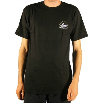 Vêtements T-shirts manches courtes Lakai Backlot Black