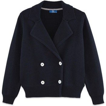 Vêtements Femme Manteaux TBS DIANAVES Bleu marine