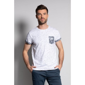 Vêtements Homme T-shirts manches courtes Deeluxe T-Shirt SHAMAR Natural