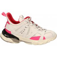 Chaussures Femme Baskets basses La Carrie Shoes SNEAKER ALLACCIATA bianco