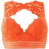 Sous-vêtements Femme Rembourrés Morgan Soutien-gorge coques moulées orange Thelma Orange