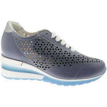 Chaussures Femme Baskets basses Calzaturificio Loren CLORA1041bl blu