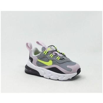Chaussures Baskets basses Nike AIR MAX 270 GRIS/JAUNE Jaune