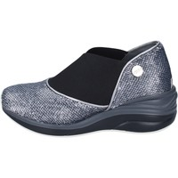Chaussures Femme Slip ons Paciotti 4us slip on cuir synthétique gris