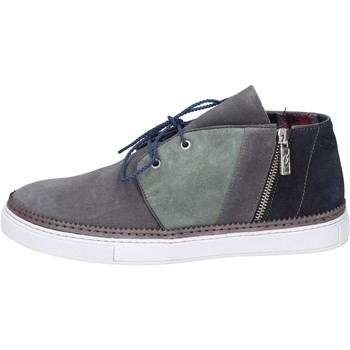 Chaussures Homme Boots Guardiani BN348 gris