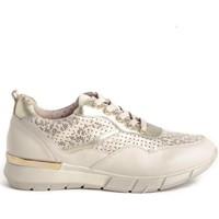 Chaussures Femme Baskets basses Stephen Allen 10833-L7 Doré