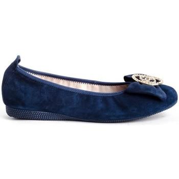 Chaussures Femme Derbies & Richelieu Stephen Allen 31125-3 Bleu