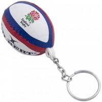 Accessoires textile Porte-clés Gilbert Porte clés rugby Angleterre - Blanc
