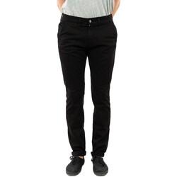 Vêtements Homme Chinos / Carrots Le Temps des Cerises jas 3 0001 black noir