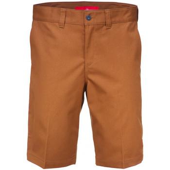 Vêtements Homme Shorts / Bermudas Dickies Industrial wk sht Marron