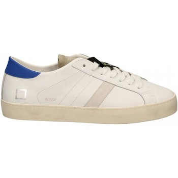 Chaussures Homme Baskets basses Date HILL LOW CALF bianco-blu