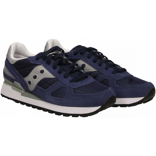 Saucony SHADOW ORIGINAL navy-grey - Chaussures Baskets basses Homme 125,00 €.
