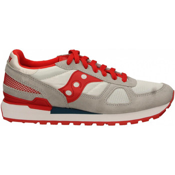Chaussures Homme Baskets basses Saucony SHADOW ORIGINAL grey-red