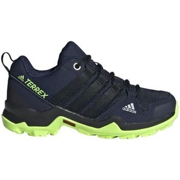 Chaussures Garçon Running / trail adidas Originals Terrex AX2R K Noir,Bleu marine