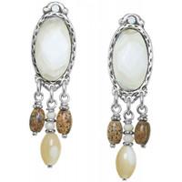 Montres & Bijoux Femme Boucles d'oreilles Franck Herval Boucles d'oreilles  collection 'Opaline' 12--61704 1