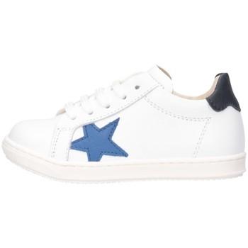 Chaussures Enfant Baskets basses Gioiecologiche 4548Y blanc