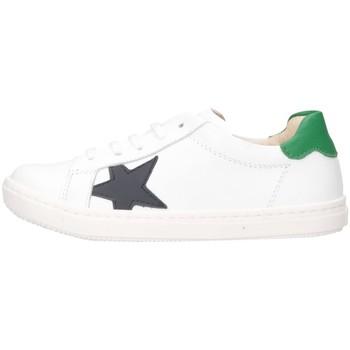 Chaussures Enfant Baskets basses Gioiecologiche 4548X blanc