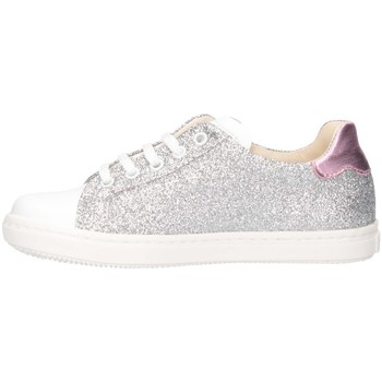 Chaussures Fille Baskets basses Gioiecologiche 4547Y argent