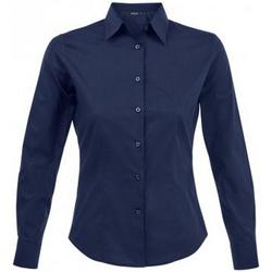 Vêtements Femme Chemises / Chemisiers Sols Eden Bleu foncé