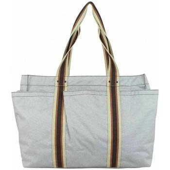 Sacs Femme Cabas / Sacs shopping Duolynx Sac cabas toile souple  multipoches Multicolor