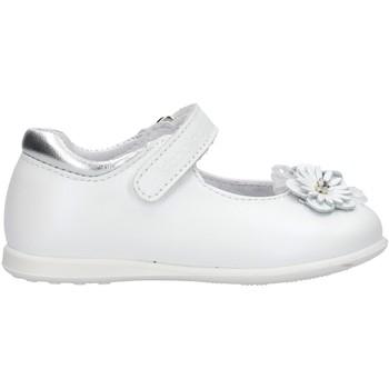 Chaussures Garçon Baskets mode Balocchi - Ballerina bianco 101310 BIANCO