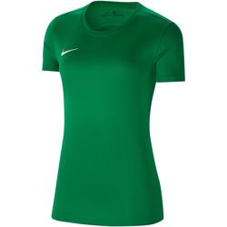 Vêtements Femme T-shirts manches courtes Nike Dry Park VII SS Jersey Women Grün