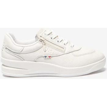 Chaussures Femme Baskets basses TBS BRANZIP Blanc