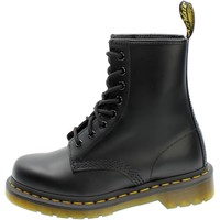 Chaussures Femme Boots Dr Martens 1460 SMOOTH Nero