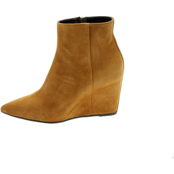 Chaussures Femme Bottines Giampaolo Viozzi EVE431 Marrone