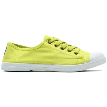 Chaussures Femme Tennis Natural World Tennis en toile 641-102E Butterfly Vert