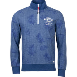 Vêtements Homme Sweats Nza - sweat BLEU MARINE