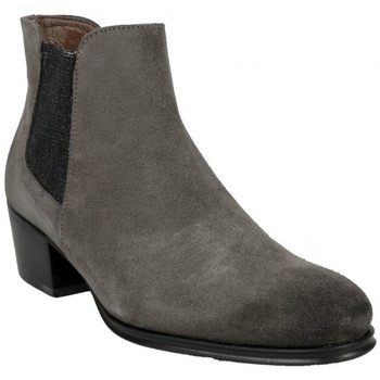 Chaussures Femme Bottines Muratti Boots T0006BTAUPE Gris Gris