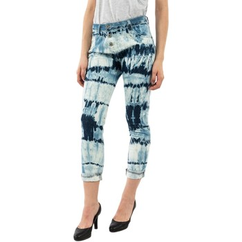 Vêtements Femme Jeans skinny Please p78a 1670 blue denim bleu