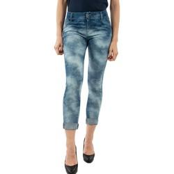 Vêtements Femme Jeans skinny Please p57e 1670 blue denim bleu