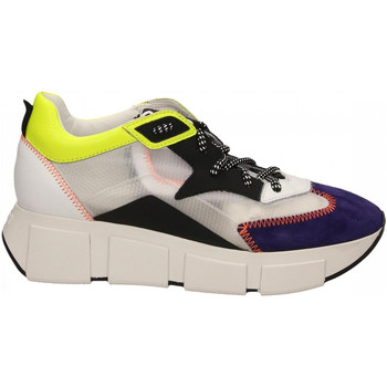Chaussures Femme Baskets basses Vic PALOMA bianco-blu-giallo