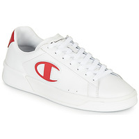 Chaussures Homme Baskets basses Champion M 979 LOW Blanc / Rouge