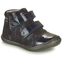 Chaussures Fille Baskets montantes GBB ODITA Bleu