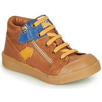 Chaussures Garçon Baskets montantes GBB IONNIS Marron