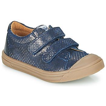 Chaussures Fille Baskets basses GBB NOELLA Bleu
