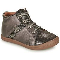 Chaussures Fille Baskets montantes GBB DUANA Gris