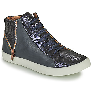 Chaussures Fille Baskets montantes GBB CARLA Marine